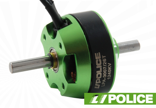 Electric Engine LiPolice LP-3007/26T-1240KV