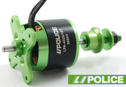 Electric Engine LiPolice LP-4025 /18T-325KV