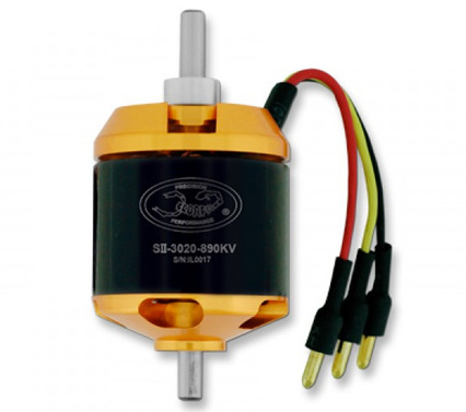 Electric motor Scorpion S3026-890KV (V2)