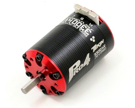 Elektromotor Pro4 BL 2.5D 3300kv, 540, 5mm shaft