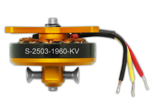 Elektromotor S-2503-1960Kv Scorpion F3P  (3mm Welle)