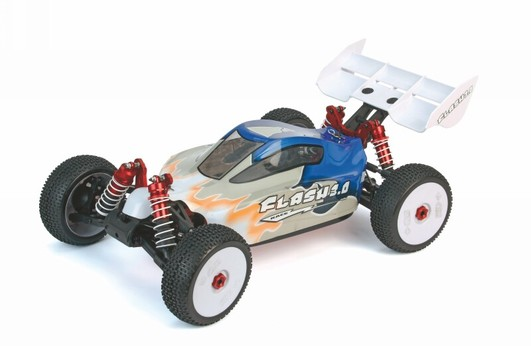 FLASH 3.0 RACE Brushl. RC Buggy RTR