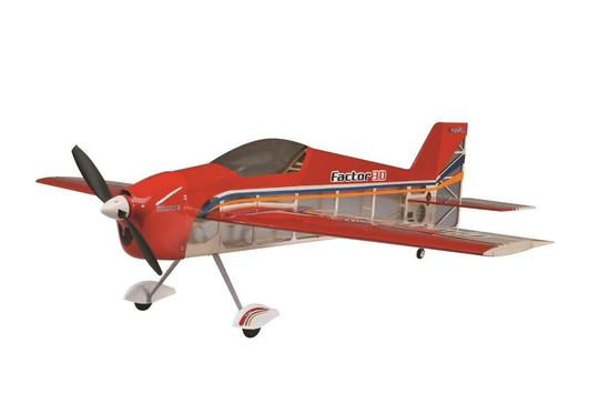 Factor 3D 965 mm ARF Great Planes