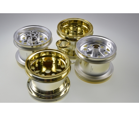 Felgen-Set Gold (2+2) 58618 Mt.Beetle