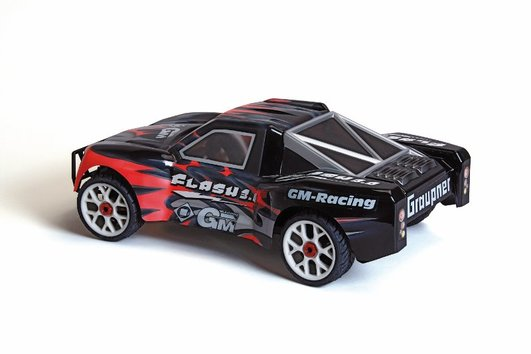 Flash 3.0 Brushless Short Course  1:8 4WD RTR