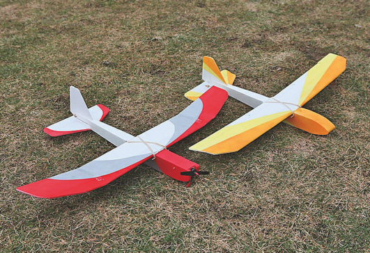 Flite Test Mighty Mini Tiny Trainer SBK WR 940 mm