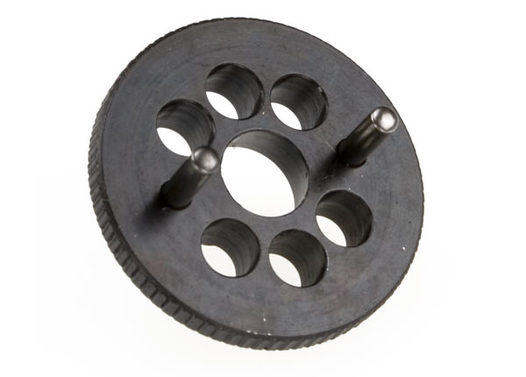 Flywheel, 30mm steel (w/pins) (TRX 2.5, 2.5R, 3.3) (use with lower engine position and starter box on Jato)