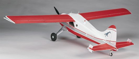 Flyzone Island Wings DHC-2 Beaver Rx-R 1510mm