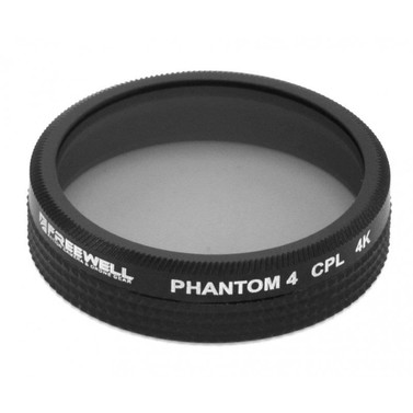 Freewell DJI Phantom 4 / Phantom 3 CPL Filter - 4k Series