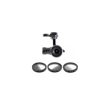 Freewell DJI X5/X5R Filter 3 Pack (ND4, ND8, ND16) 4K Series
