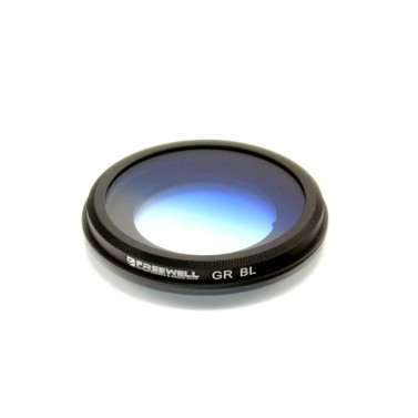 Freewell Yuneec Chroma 4K / Typhoon H / CGO3 / CGO3+ Grad Filter (Grau, Orange, Blau)