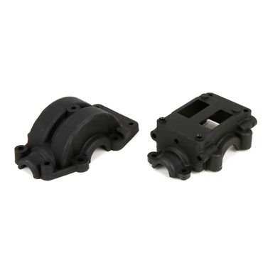 Front/Rear Differential Gearbox Set: 1:10 4wd All