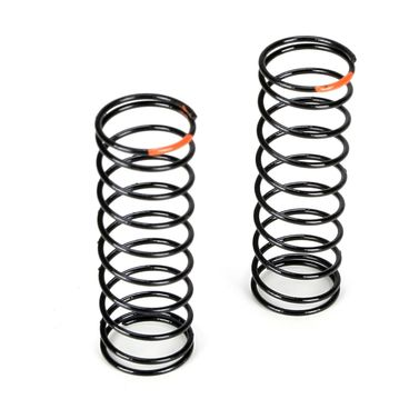 Front Shock Spring, 2.9 Rate, Orange: 22T