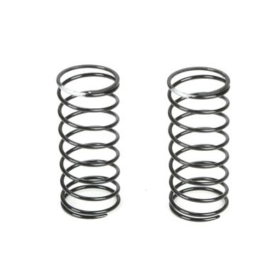 Front Shock Spring, 3.2 Rate, Silver