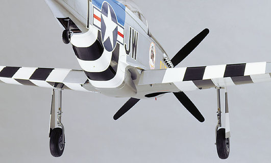 Giant P-51D Mustang Kit 2140 mm