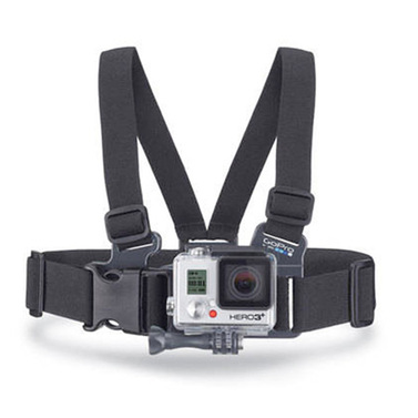 GoPro Chesty Brustgurt Hakterung / Jr. Chesty: Chest Harness