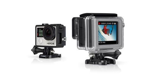 GoPro LCD Touch BacPac Hero 3/3+/4