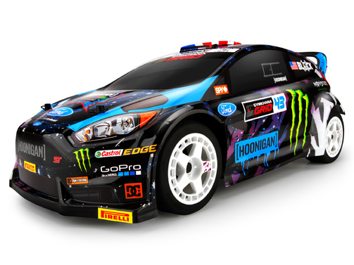 HPI Micro RS4 RTR Ken Block Ford Fiesta ST RX43 2015
