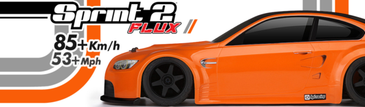 HPI Sprint 2 Flux BMW M3 GTS RTR 1/10