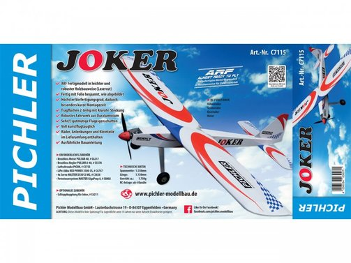 Joker 2 1550 mm ARF