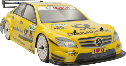 Karosserie lackiert HD Mercedes-Benz     DTM Post - S10 Blast TC