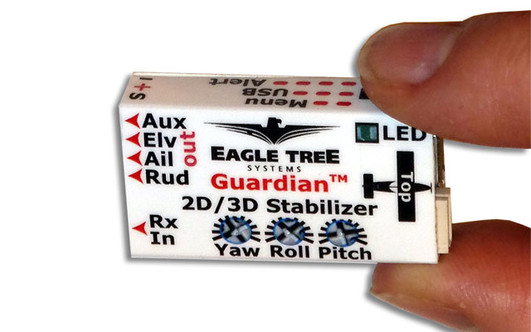 Kreisel Eagle Tree Guardian 2D/3D inertial Stabilizer