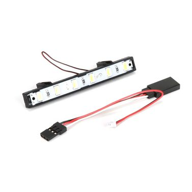LED Light Bar w/Housing: 1:18 4WD Roost