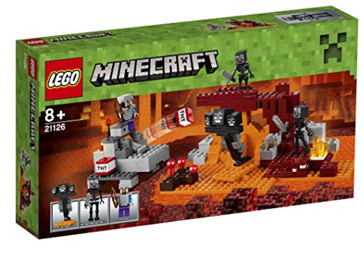 LEGO 21126 Der Wither