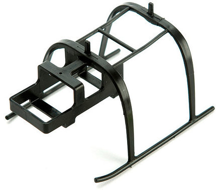 Landing Skid and Battery Mount Blade mCP X BL