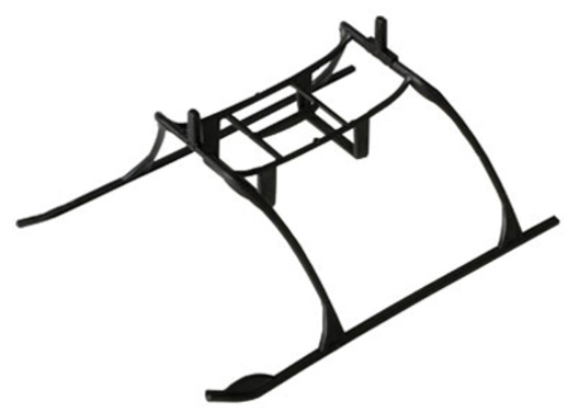 Landing Skid and Battery Mount Set: BMCX/2