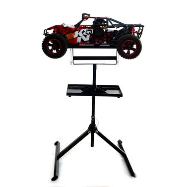 Large Scale Work Stand:HPI, 5iveT, Mini WRC, DBXL