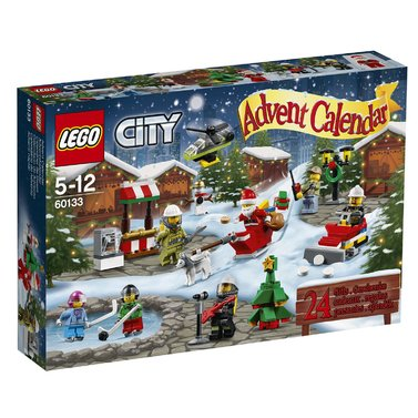 Lego 60133 LEGO City Adventskalender