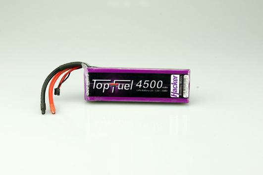 LiPo Pack TopFuel LiPo 30C-LIGHT 4500mAh 2S
