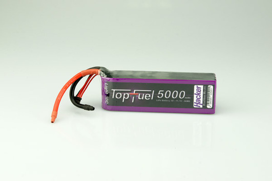 LiPo Pack TopFuel LiPo 30C-LIGHT 5000mAh 3S