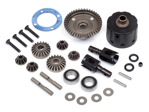 Lightweight Differential Set D812