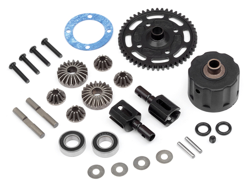 Lightweight Mittel-Differential Set D812