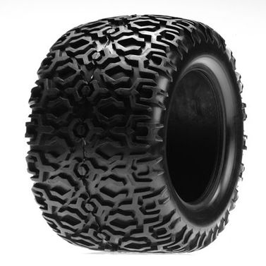 Losi 420 ATX Tires with Foam (2): LST2, MGB