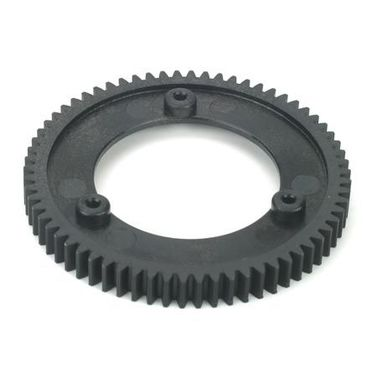 Losi 66T Spur Gear-Use w/22T Pinion: LST, LST2