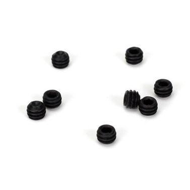 Losi 8-32 x 1/8 Cup Point Setscrew (8)