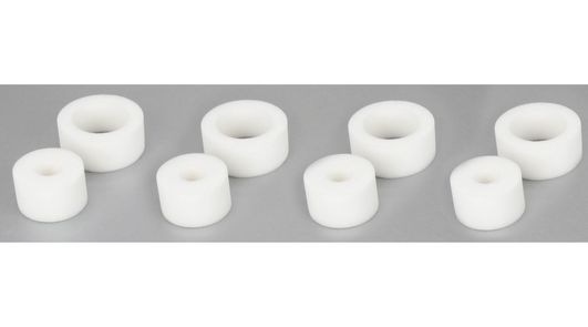 Losi Air Cleaner Foam Elements (4): 1:5 4wd