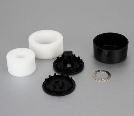 Losi Air Cleaner Set: 1:5 4wd