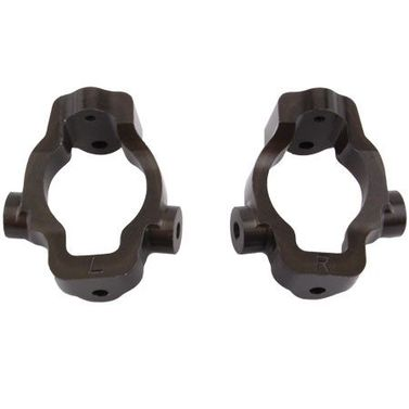 Losi Aluminum Front Spindle Carriers: 8B,8T