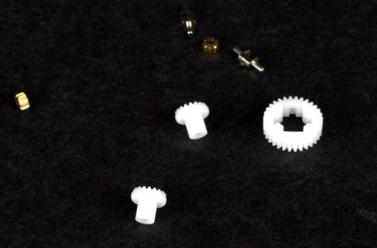 Losi Diff Gear Set: Micro-T/B/DT