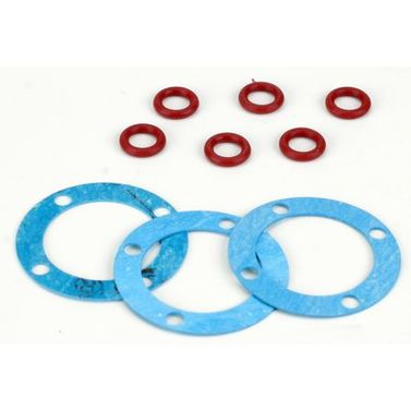 Losi Differential Seal Set: 8B,8T, LST, XXL, MB