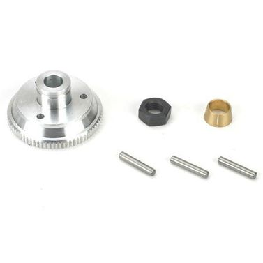 Losi Flywheel, Collet & Nut: LST, LST2, AFT, MGB