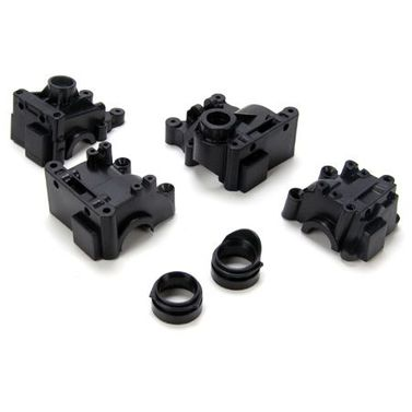 Losi Fr/R Gearbox Set: 10-T
