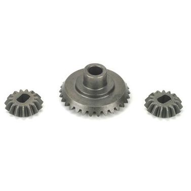 Losi Front/Rear Bevel Gear Set: LST, LST2, AFT, MGB