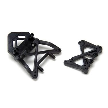 Losi Front/Rear Shock Towers: Mini-DT