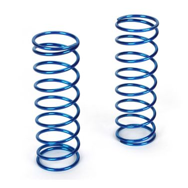 Losi Front Springs 11.6lb Rate, Blue (2): 5IVE-T