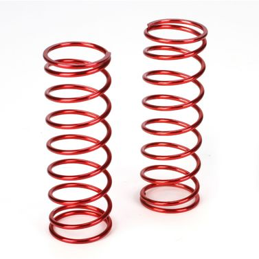 Losi Front Springs 12.9 lb Rate, Red (2): 5IVE-T